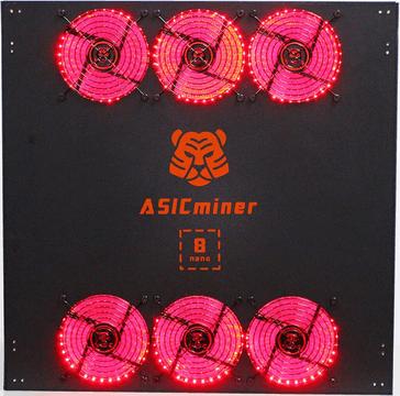 ASICminer 8 nano de face