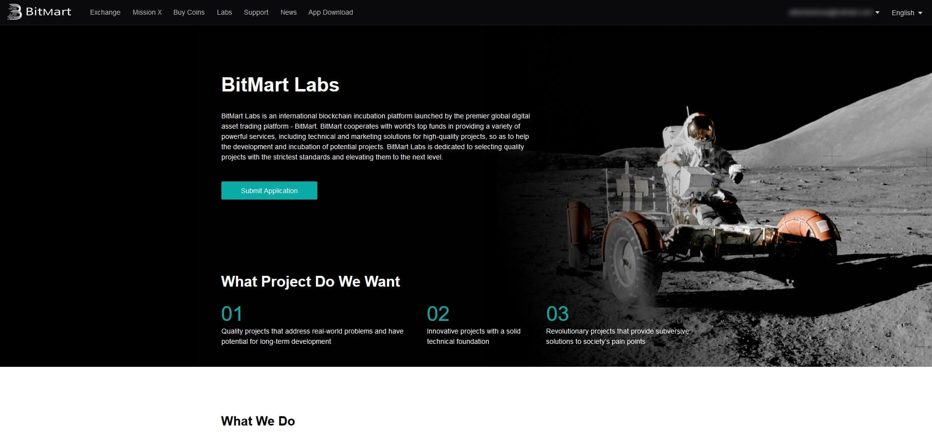 BitMart Labs