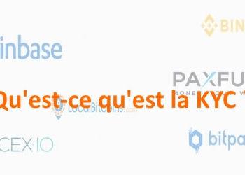 KYC plateforme d echange