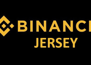 logo Binance Jersey