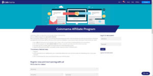 Conditions programme d affiliation Coinmama