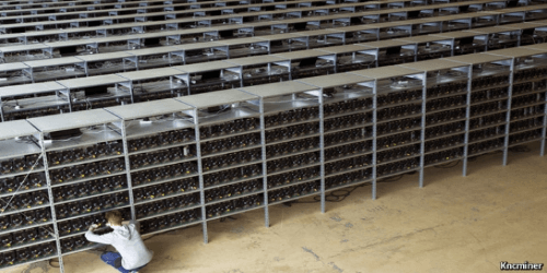 ferme de minage cloudmining