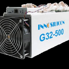 ASIC innosilicon g32-500