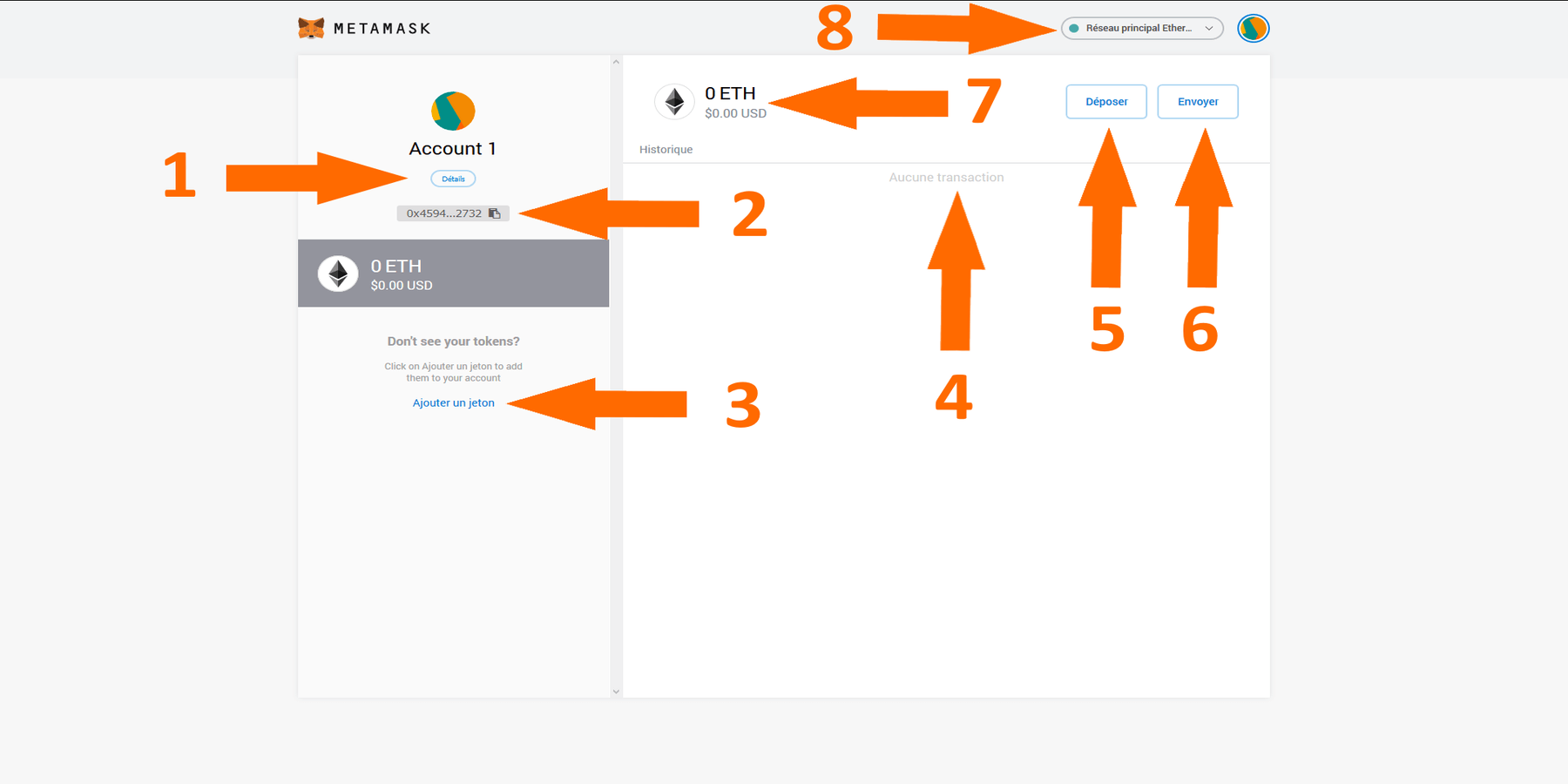 Comment utiliser MetaMask